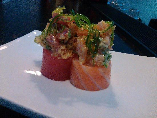 Toshi: Special Gunkan Sushi
