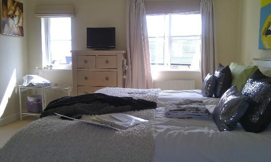 Eden Lodge: Twin/Double Room
