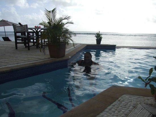 Manuia Beach Resort : pool