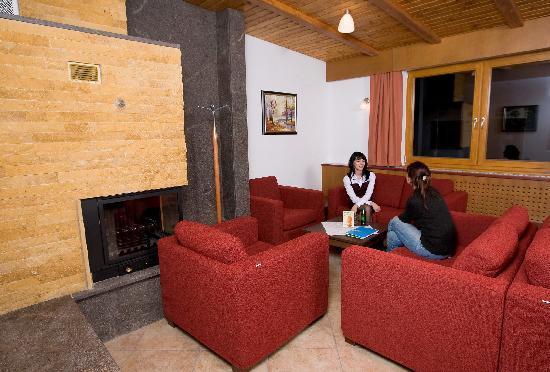 Hotel Videc : Lobby