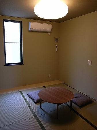Guesthouse Iki: 和室です