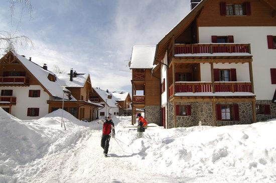 Photo of Apartmaji Bolfenk Pohorje