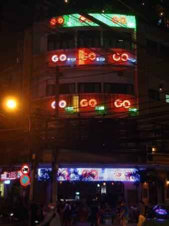 Beautiful Saigon Hotel 2: GoGo Bar