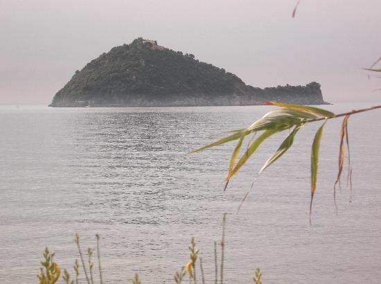 Trattoria del Mare : isola gallinara