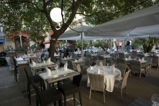 terrasse restaurant andromaque