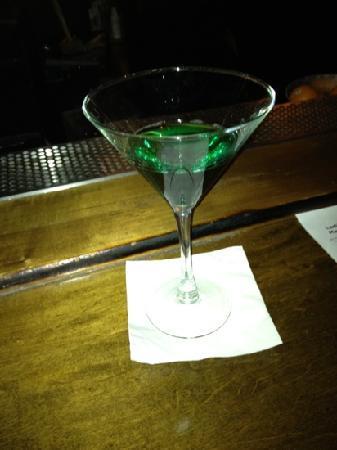 Urban Deli: a great martini from Ladies Night