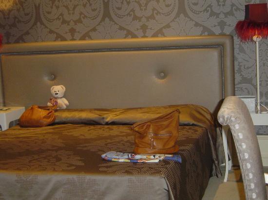 Hotel Ai Due Principi: L'ours Cajoline s'éclate à Venise !