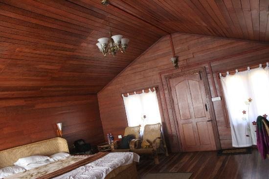 Surya Holidays Kodaikanal: From the suite