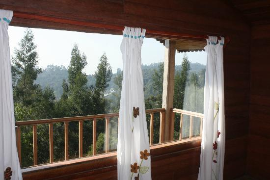 Surya Holidays Kodaikanal: From the room window