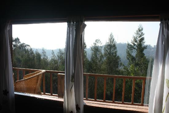 Surya Holidays Kodaikanal: Room window