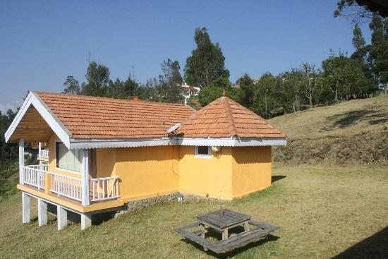 Surya Holidays Kodaikanal: From room window