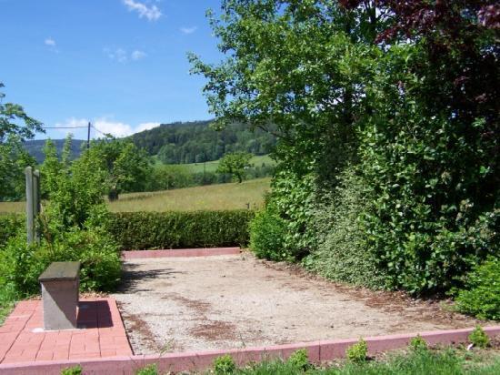 Le jardin picture of gite les 4 saisons orbey tripadvisor for Jardin 4 saisons albi