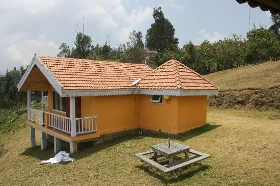 Surya Holidays Kodaikanal: From cocous suite