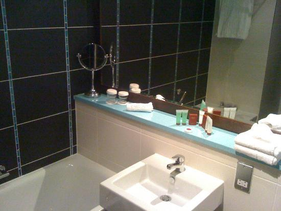 Tyrrelstown, Ireland: Pristine bathroom
