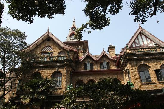 Hengshan Moller Villa Hotel: Вид из сада