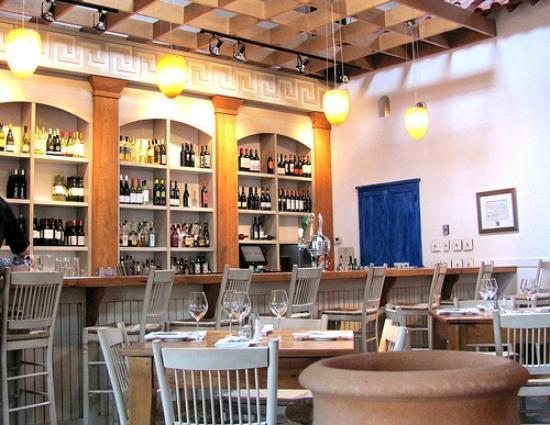 ela! Greek Taverna : Long casual bar