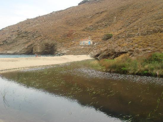 Likio Studios: Achla's beach
