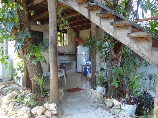 Aerolito Tulum: Picture of kitchen