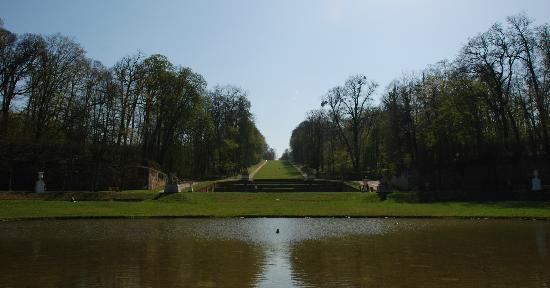Marly-le-Roi, France: La descente verte