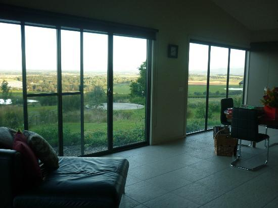 Glen Eagles Estate Farmstay Bed & Breakfast: Great views