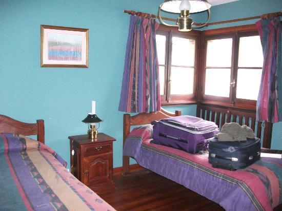 Hosteria Futalaufquen: habitacion