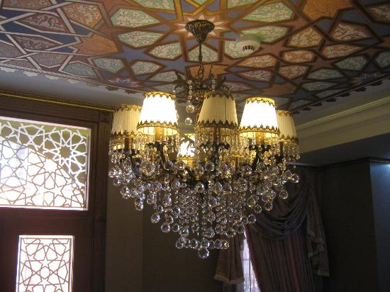 Sultans Royal Hotel: vestibule