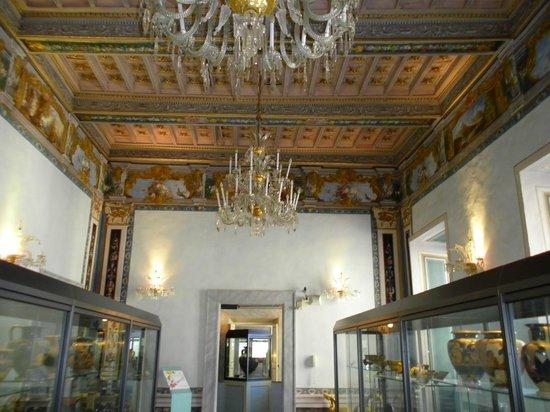 Museo Claudio Faina: sala del museo