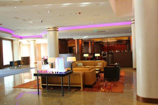 Renaissance Moscow Monarch Centre Hotel : Lobby