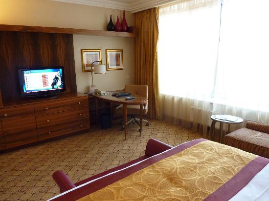 Renaissance Moscow Monarch Centre Hotel : Chambre