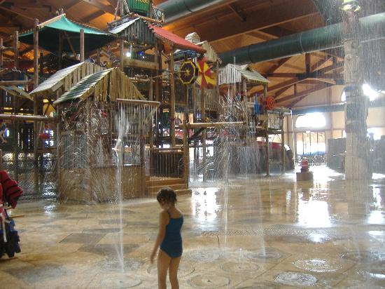 View Of Hotel Picture Of Great Wolf Lodge Kansas City Kansas City Tripadvisor