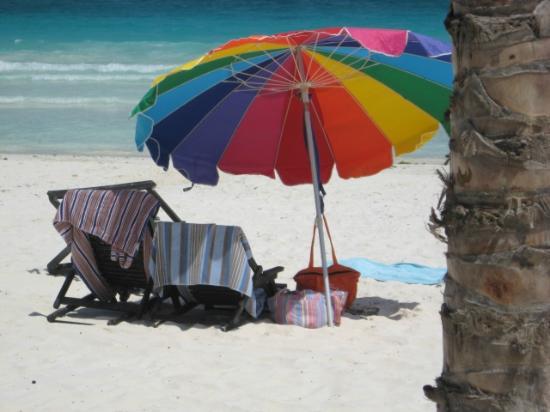 Maison Tulum: at their beach club la vita e bella