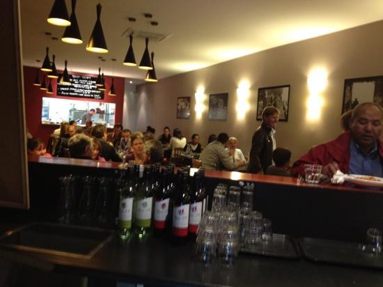 Cultura Espresso Bar & Restaurant: dining room