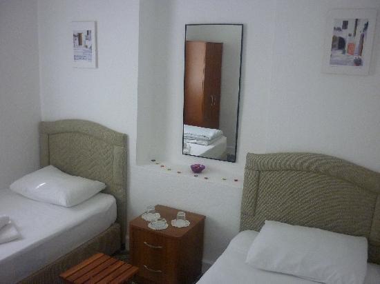 Myndos Pension: Guest Room