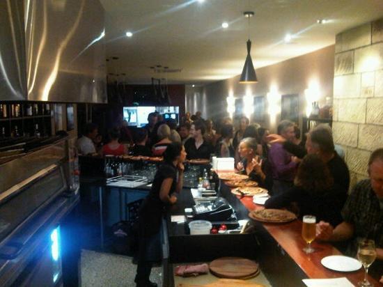 Cultura Espresso Bar & Restaurant: bar