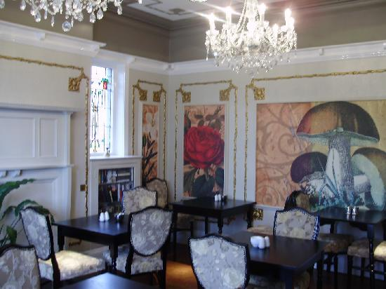 Boreland Lodge Hotel: dining room