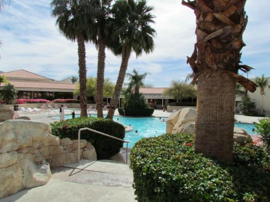 Miracle Springs Resort and Spa: the pool