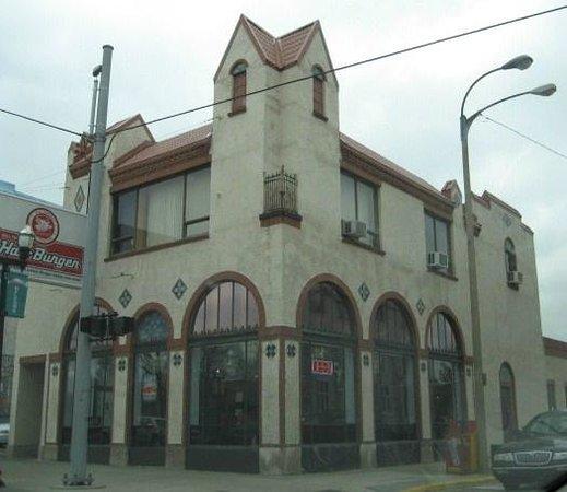 Bill Thomas' Halo Burger Incorporated: Historic Downtown location (Saginaw St. Address)