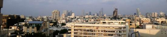 Shalom Hotel & Relax Tel Aviv - an Atlas Boutique Hotel: Shalom&Relax: sight from terrace