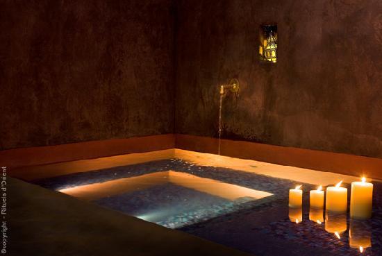 Hammam picture of spa hammam rituels d 39 orient barcelona - Spa aguas de barcelona ...