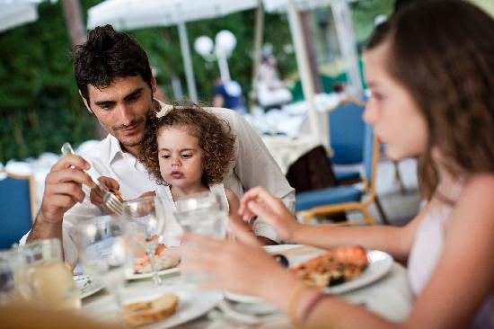 Club Family Hotel Executive: ristorante