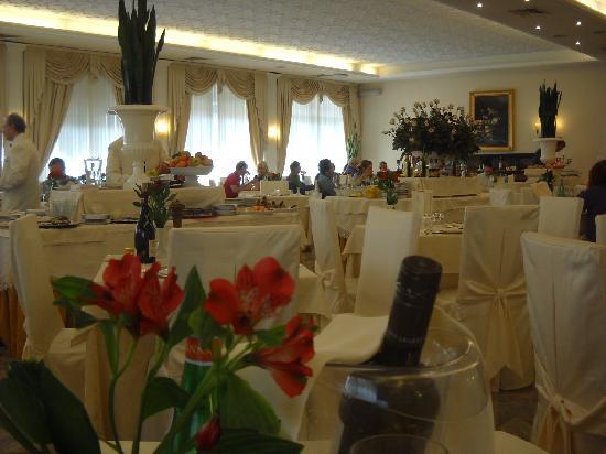 Quisisana Hotel Terme : ristorante