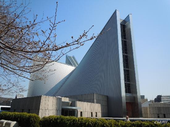 St. Mary's Cathedral, Tokyo: 東京カテドラル聖マリア大聖堂