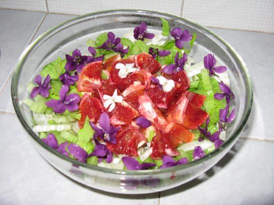 B&B Acero Rosso: Insalata di frutta