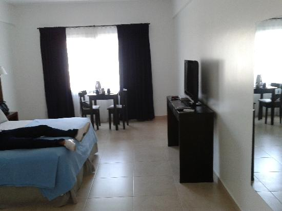 PH Pro Hotel : dormitorio