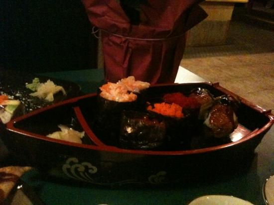 Sushi Mong : uni