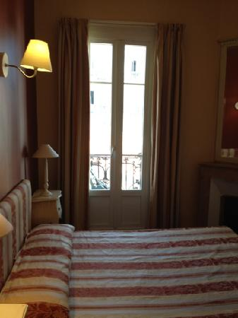 Hotel Lepante: Room with view