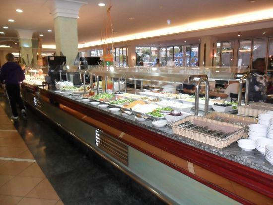 Dunas Mirador Maspalomas: Salad bar