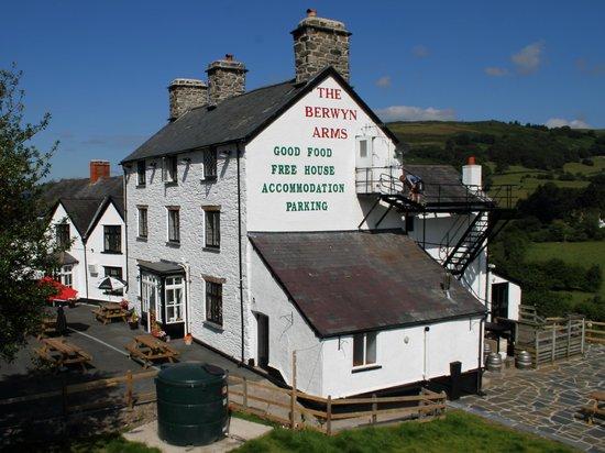 Glyndyfrdwy, UK : the berwyn arms
