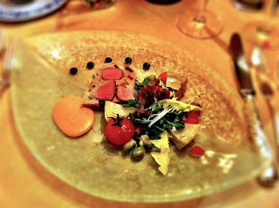 Oberkirchen, Alemania: The first of 6 courses