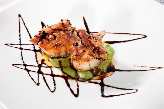 Paradiso Restaurant: .